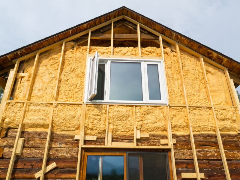 Foam Insulation Edmonton