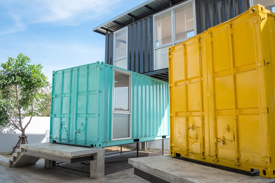 Shipping Container Insulation Contractors Edmonton