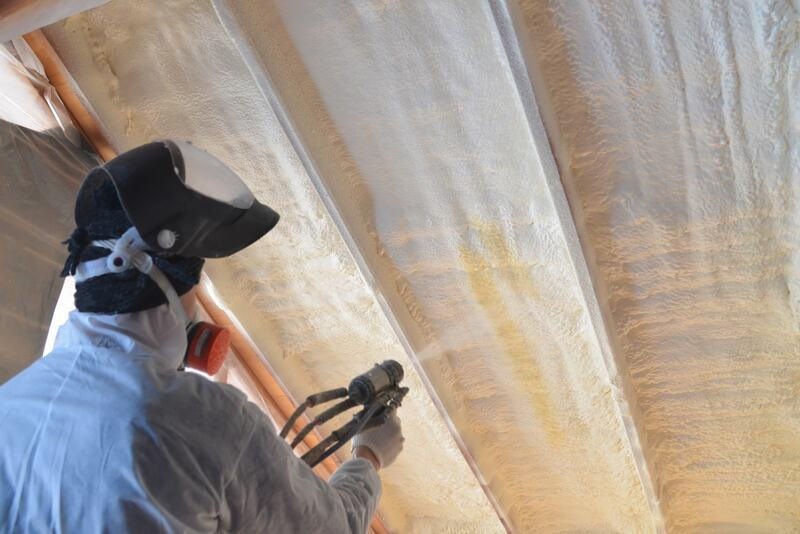 Spray Foam Insulation Installer Edmonton