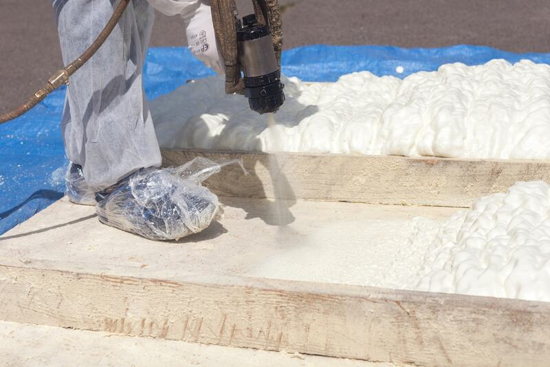 Spray Insulation Edmonton